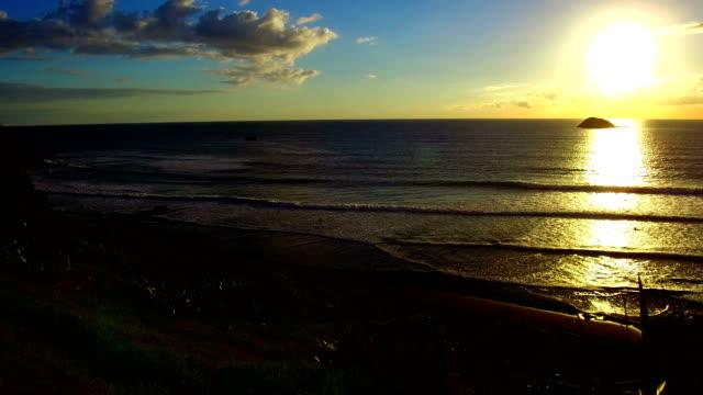 Muriwai Beach video
