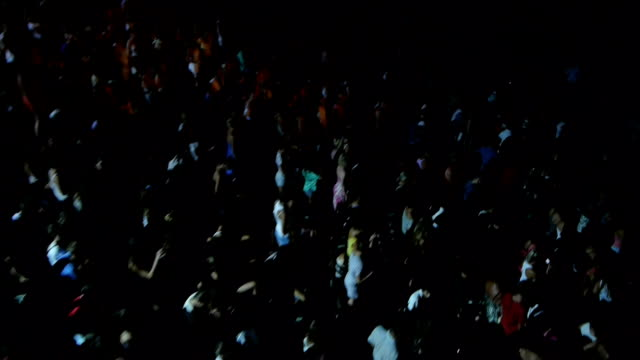music concert crowd video