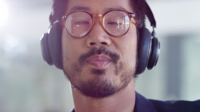 音楽は魔法の一種です - あごヒゲ点の映像素材/bロール
