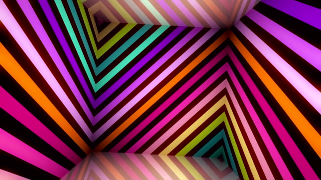 Music video neon backdrop video