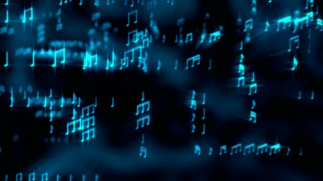 Musical Loop Background video