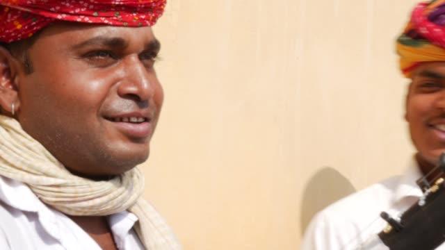 Musician in Jaipur, India video