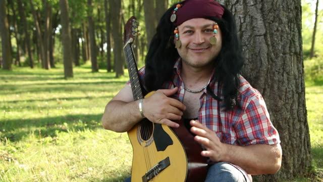 Musician video