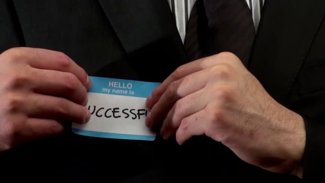 My name is SUCCESSFUL - HD video