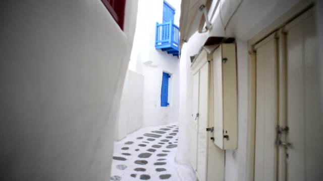 Mykonos Town, Greece video