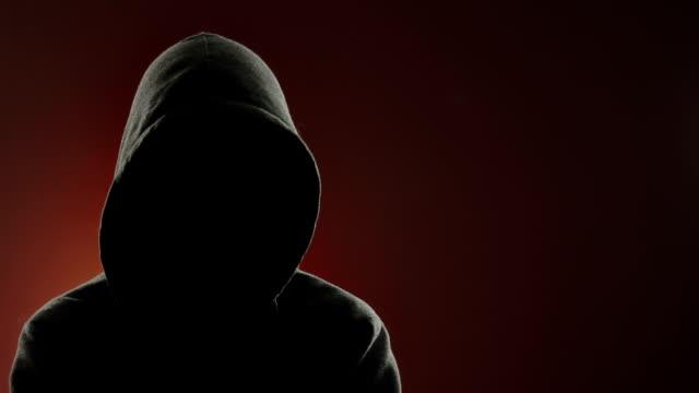Mysterious Threatening Man video
