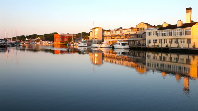 Mystic, Connecticut Mystic is a village and census-designated place in New London County, Connecticut, in the United States. connecticut stock videos & royalty-free footage