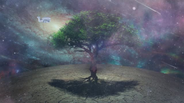 Mystic tree of life