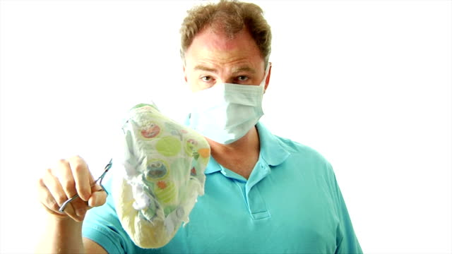 Nasty Diaper video
