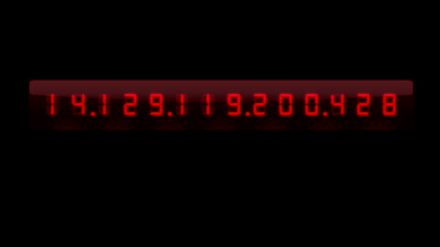 National Debt Counter video
