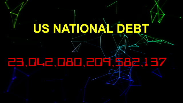 US national debt live clock counter US national debt live clock counter national landmark stock videos & royalty-free footage