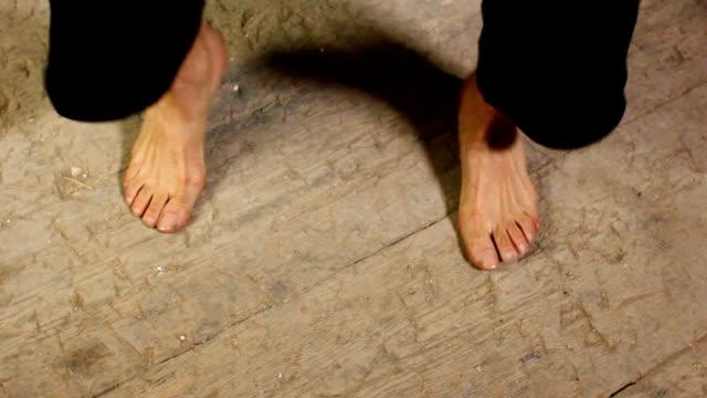 Native dancing http://pablonis.pl/is/best.jpg stamping feet stock videos & royalty-free footage
