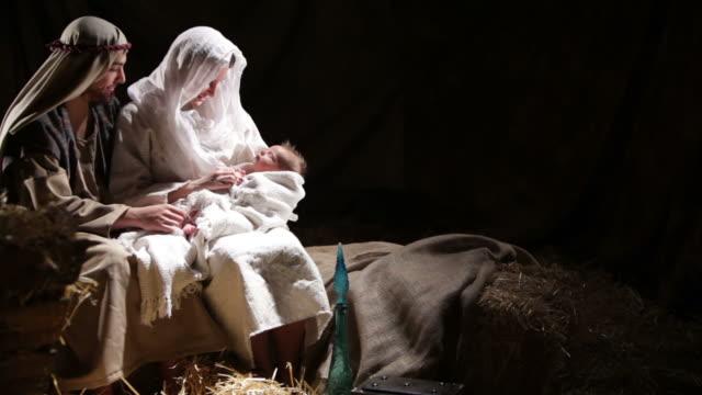 Nativity Scene video