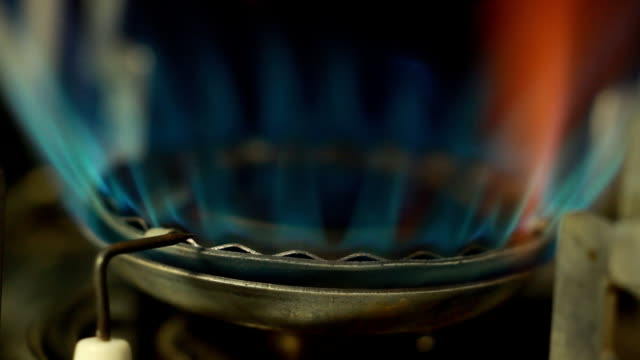 Natural gas video
