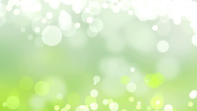 Natural Green Background.Loop video