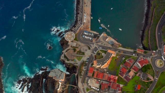 Natural pool at Porto Moniz, Madeira island