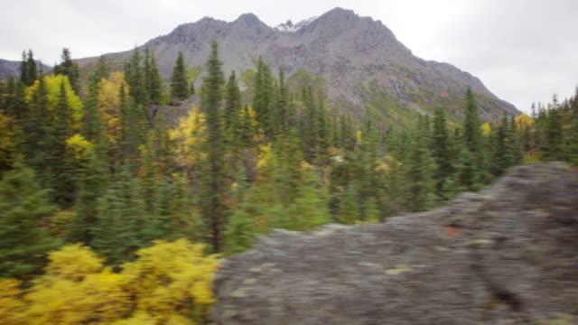 Nature Landscape of Alaska video