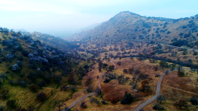 Nature of Californian Sierra Nevada video