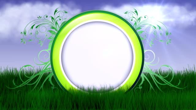 Naturaleza intervención globo-HD1080 - vídeo