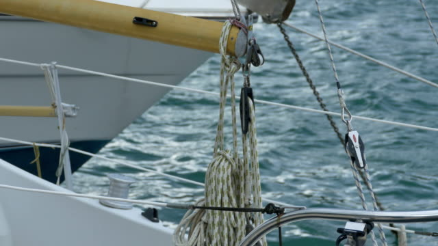 Nautical Hawser and Ropes video