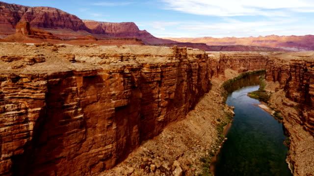 navajo-brücke - grand canyon stock-videos und b-roll-filmmaterial