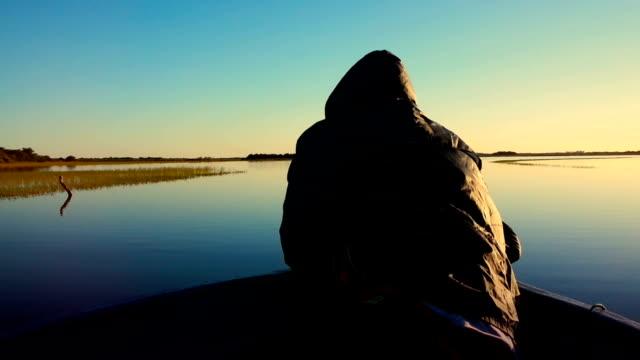 Navegar en laguna del plata santa fe argentina - vídeo