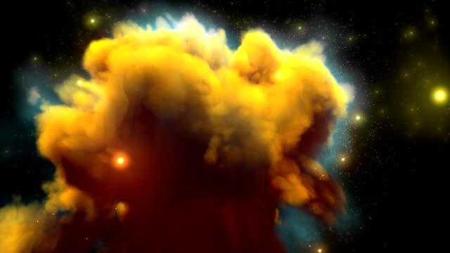 nebula space travel video