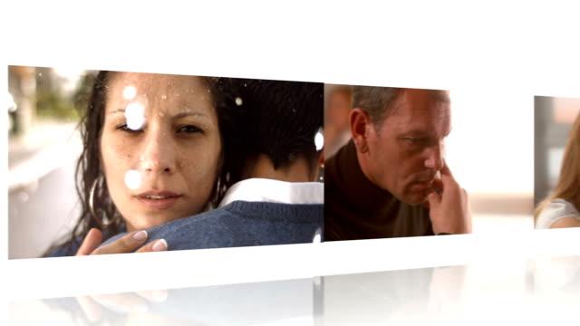 HD MONTAGE: Negative Emotions video