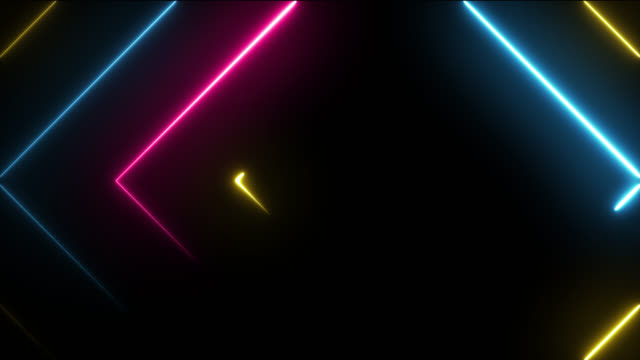 Neon background 3D fly animation 4k. Transparent alpha channel. Neon background 3D fly animation. Abstract background with neon in seamless and looped animation. Futuristic light tunnel. 3D flight on 4k. Alpha channel will be included when downloading the 4K Apple ProRes 4444 file only. alpha channel stock videos & royalty-free footage