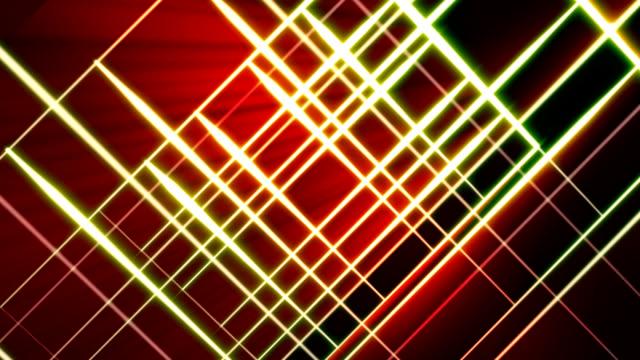 neon checker – Video