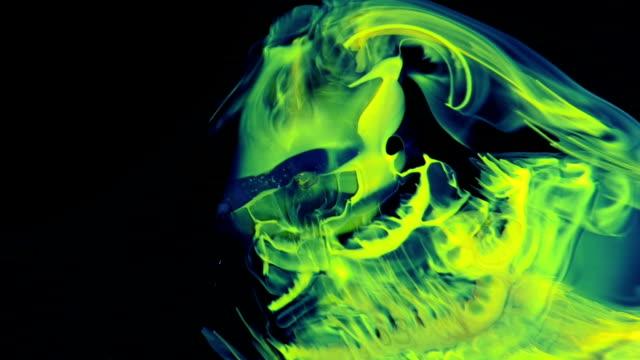 Neon Churn video