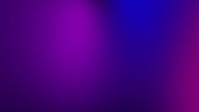 Neon lights background animation