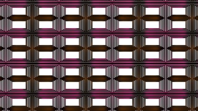 霓虹燈頻閃背光閃爍幀背景,您的視頻和照片內容,霓虹燈時尚文化 - 建築物特徵 個影片檔及 b 捲影像
