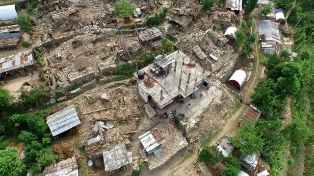 nepal katastrophe - menschliche erzeugnisse stock-videos und b-roll-filmmaterial