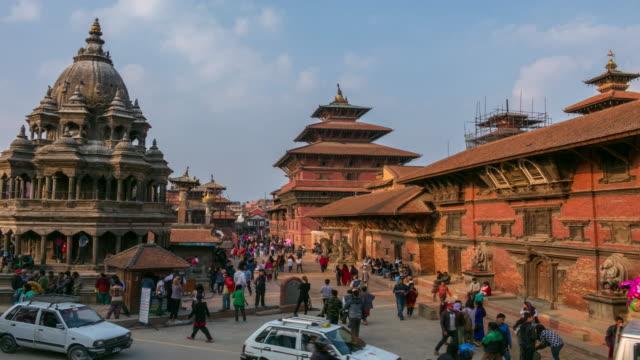 ネパール - ネパール点の映像素材/bロール