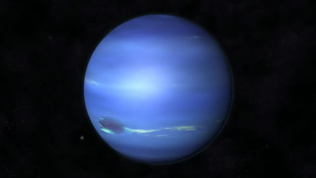 Neptune Animation video