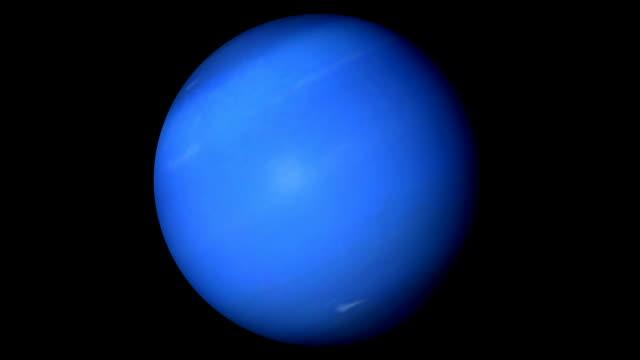 Neptune Planet. video