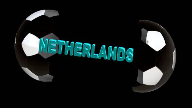 vídeos de stock e filmes b-roll de netherlands. 4k resolution. looping. - campeão desportivo
