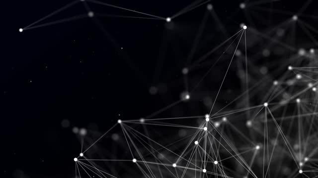 4K Network background