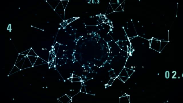 Network Data Blue video