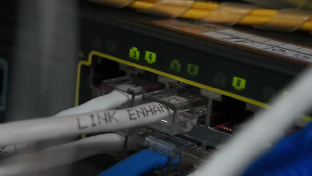 Network equipment video
