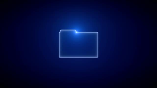 ネットワークのセキュリティ。 - ファイル点の映像素材/bロール
