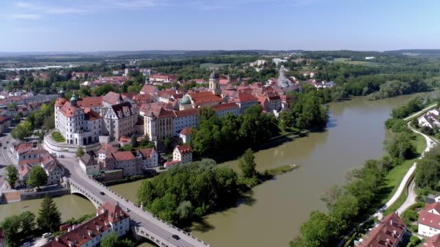 Neuburg on the Danube in Bavaria