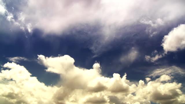 Nevada Clouds video