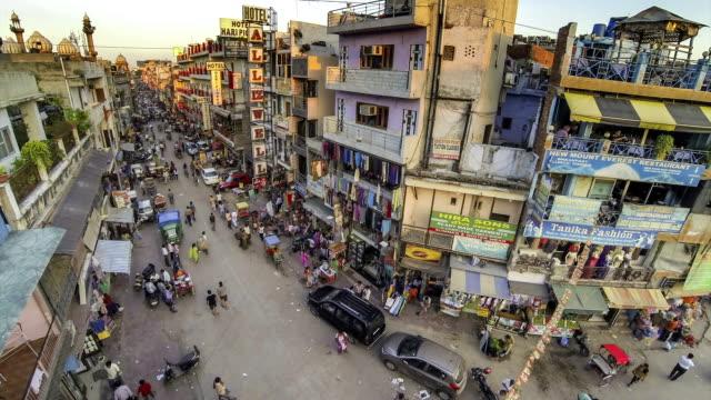 New Delhi market video