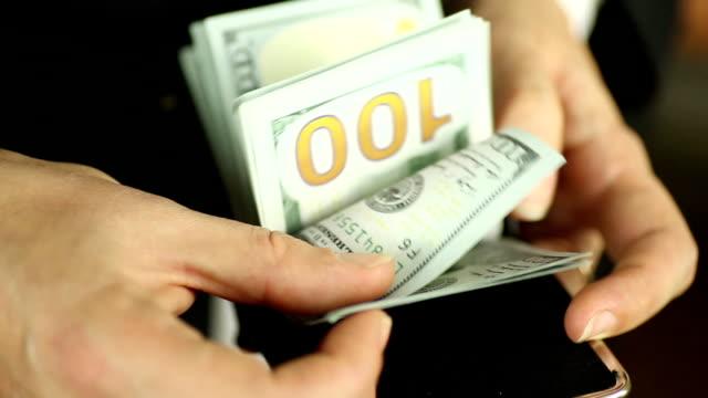 new dollar bills in your wallet video