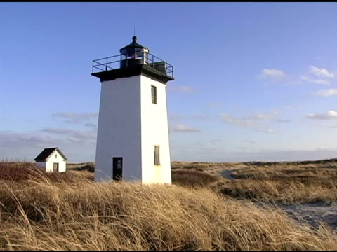 New England Lighthouse video