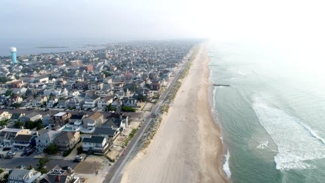 New Jersey coast early morning fog