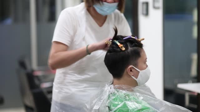 New Normal - Hairdresser