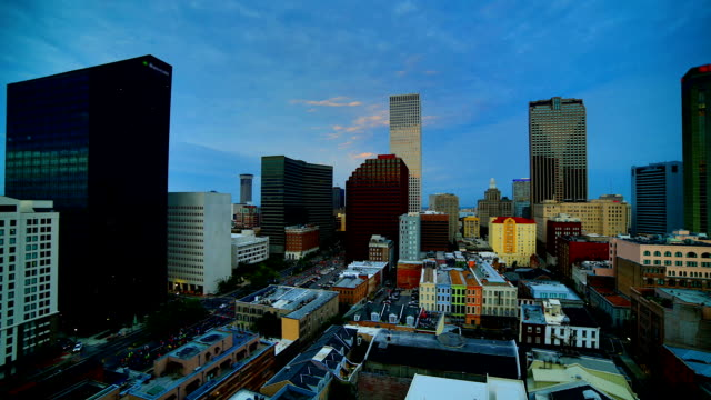 New Orleans, LA: Sunrise video